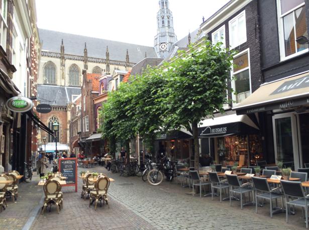 Afbeelding Haarlemse straatjes
