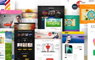 Afbeelding WordPress thema